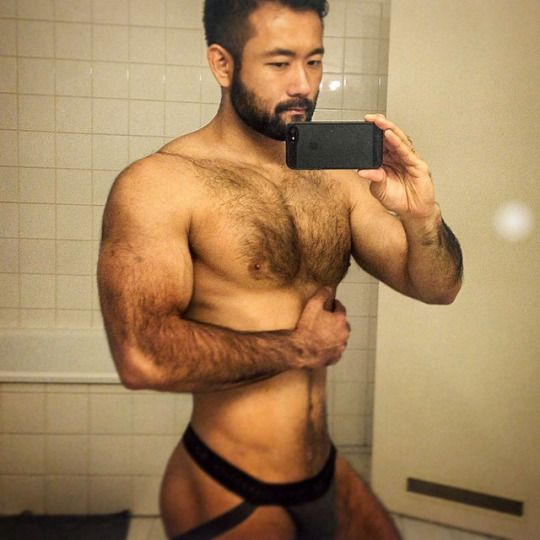 Athletic gay asian men images