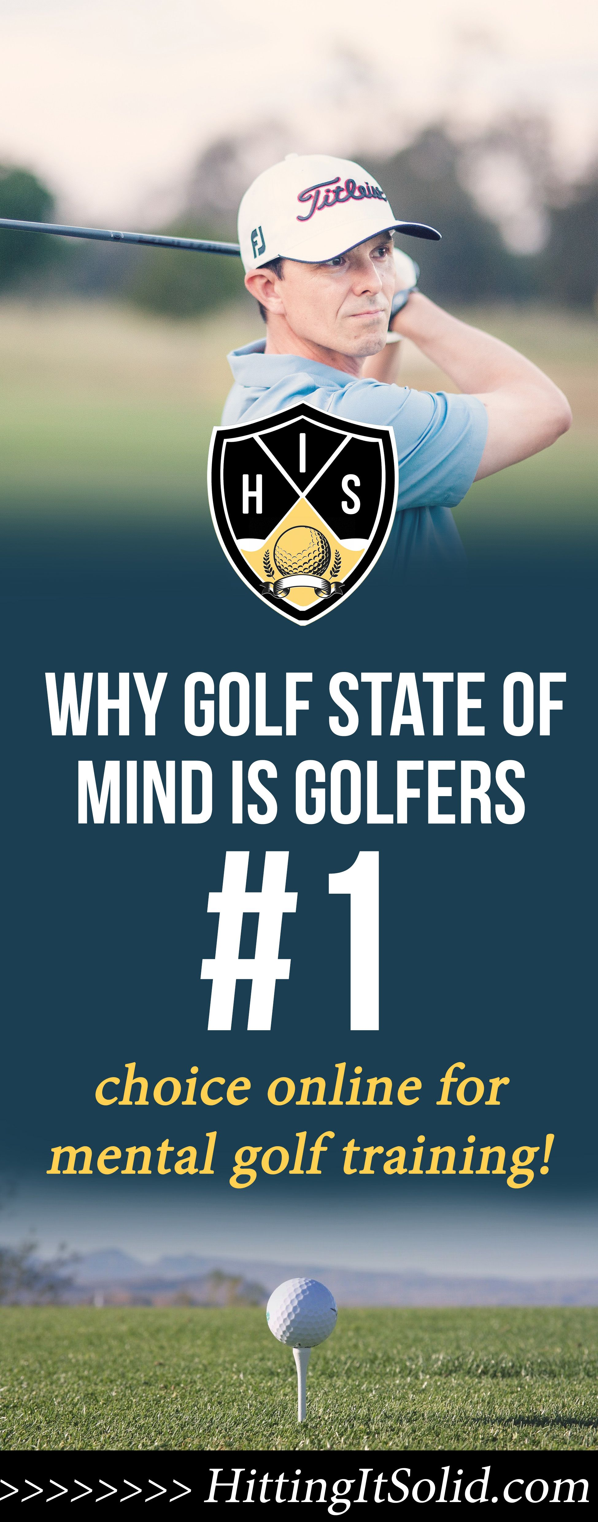 Mental Golf Training Why Golf State Of Mind Is Golfers 1