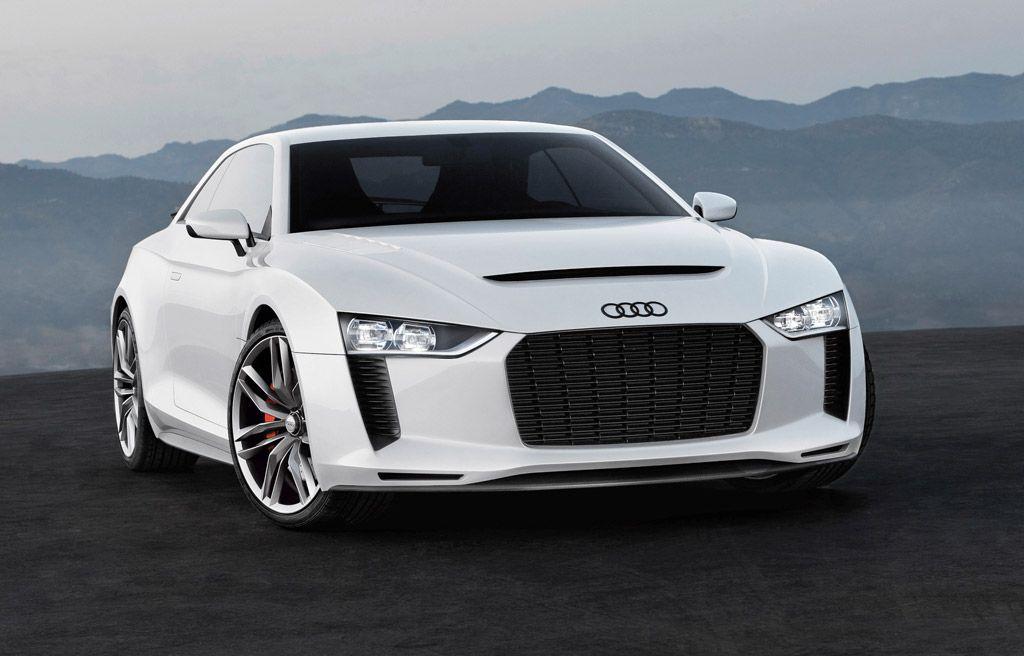 Audi A6 Quattro concept