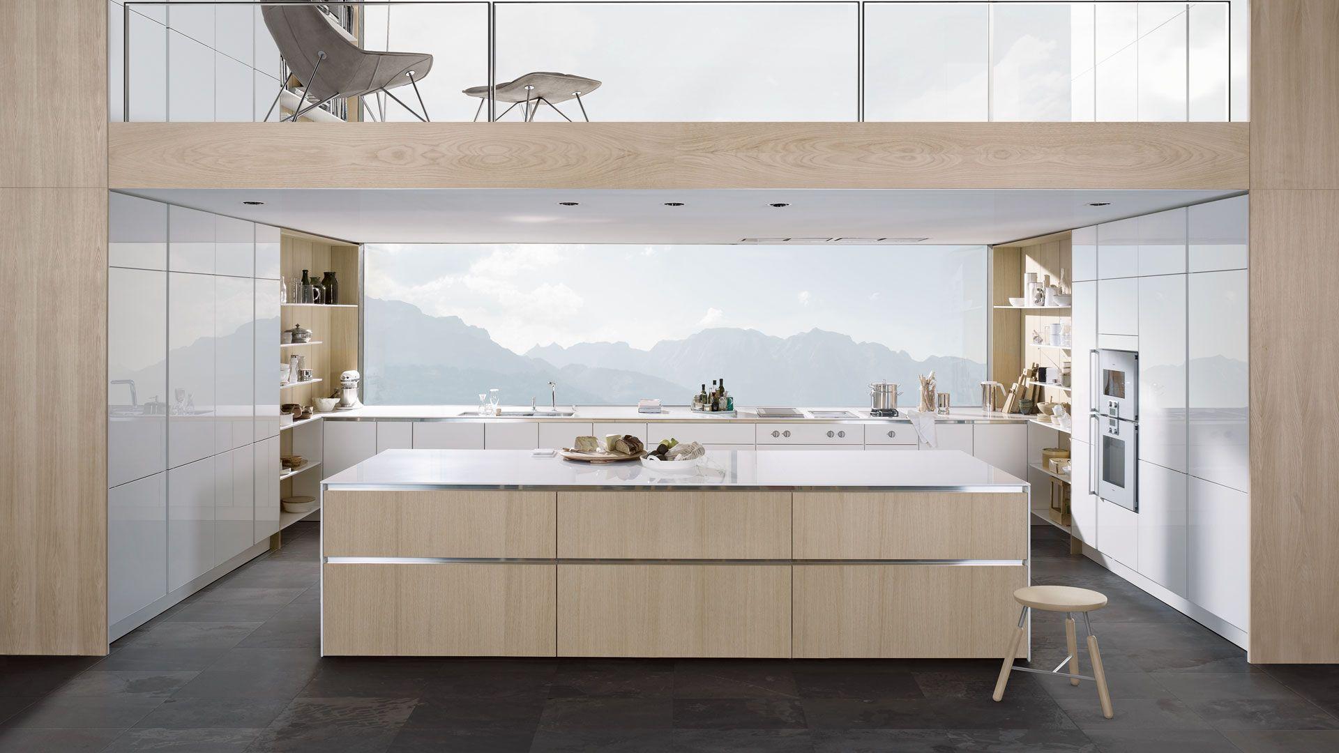 Countertops German Kitchen Design Modern Kitchen Design Kitchen Design Styles