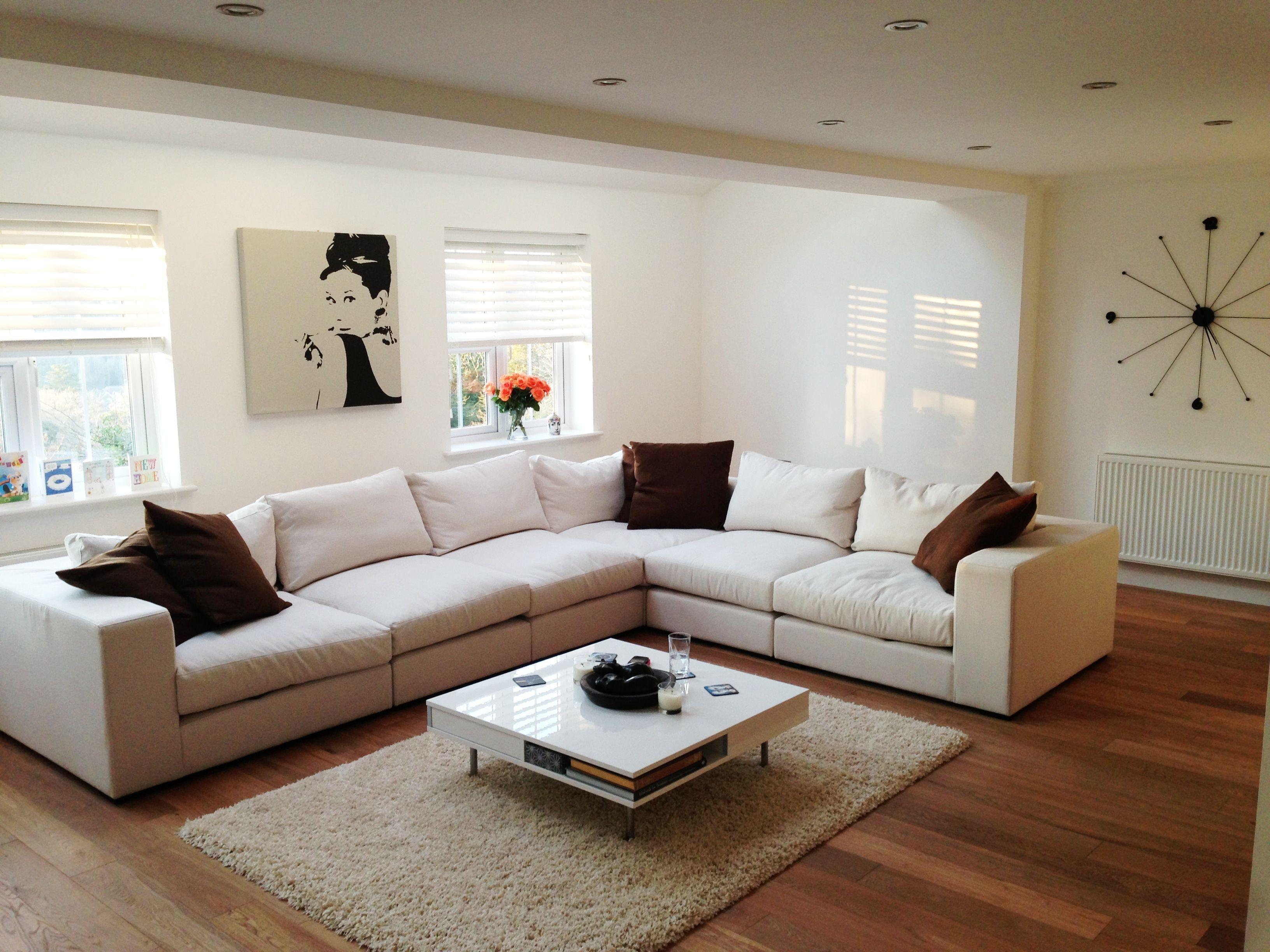 My living room: coffee table & tv unit - Ikea. Sofas - Raft. Rug ...