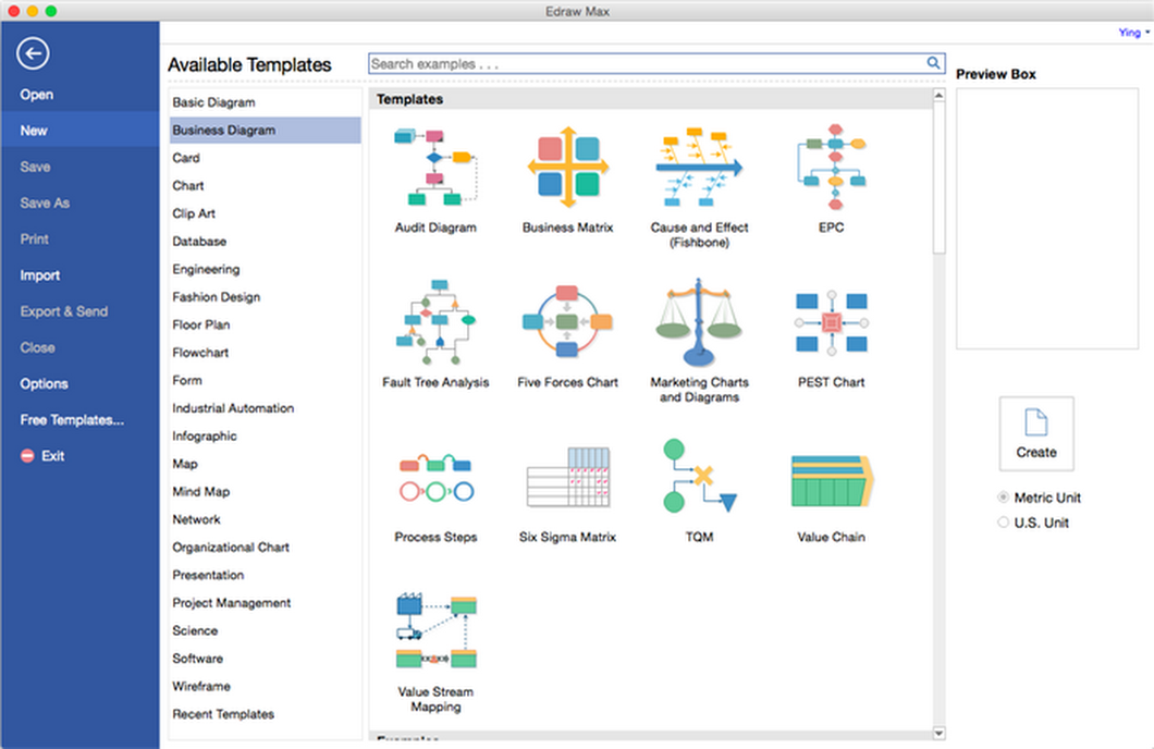 Mac Diagram Software Edraw Max For Mac Project Management Tools How To Plan How To Create Infographics