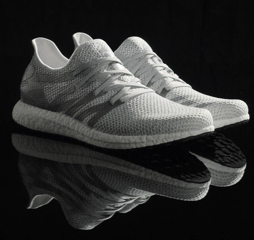 This All White adidas Ultra Boost is Ready for Summer