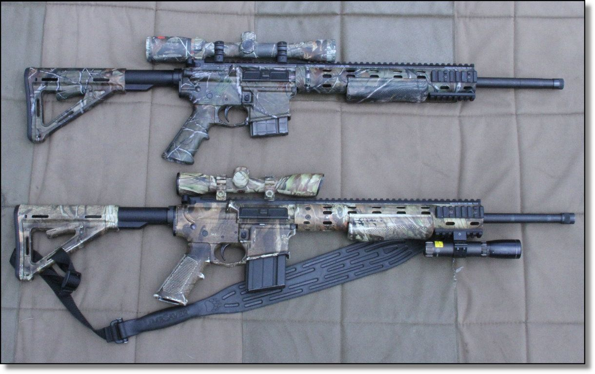 ar-15 hunting rifle | http://www.gunsamerica.com/913545433/Guns/Rifles/AR-15-Rifles-Small ...