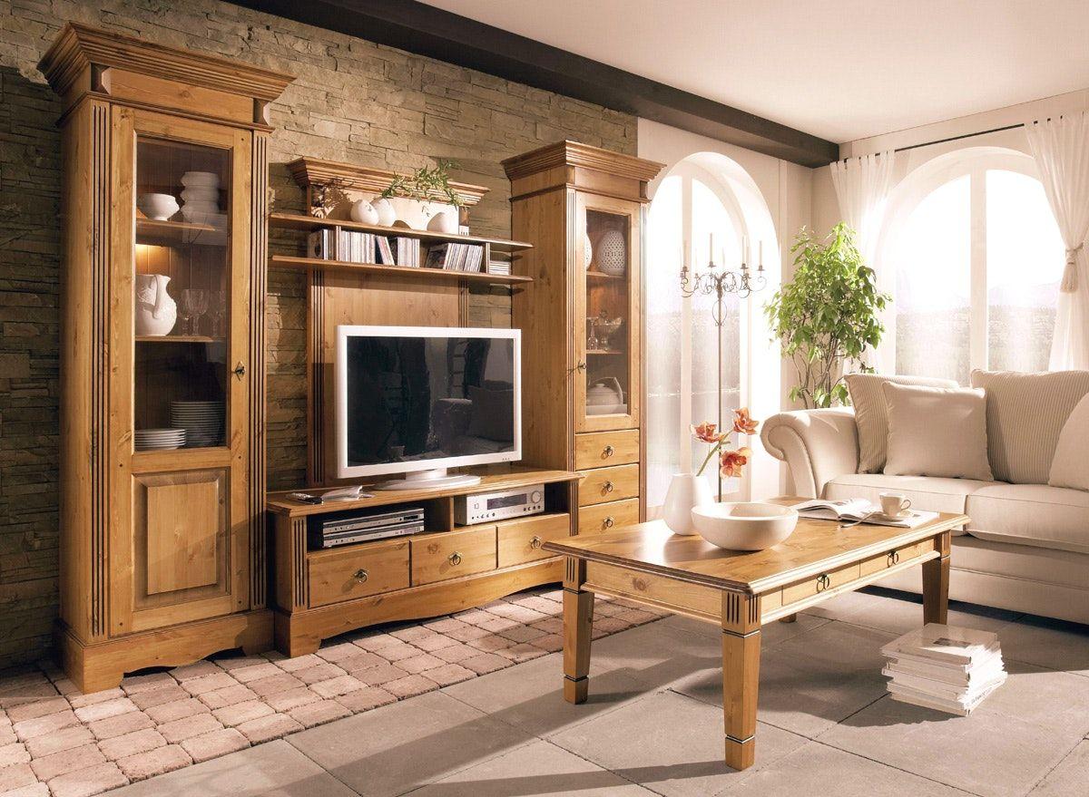 Bildergebnis Für Kiefer Möbel Wohnzimmer Einrichten