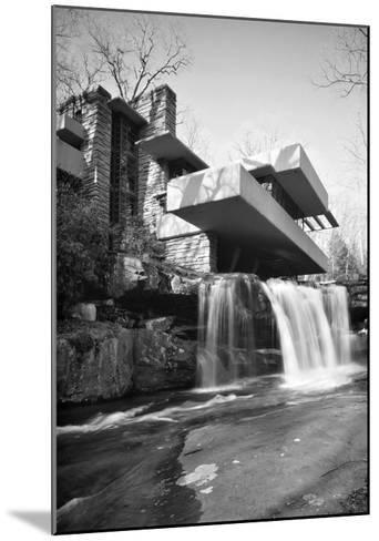 'Frank Lloyd Wright, Falling Water' Art Print - | Art.com