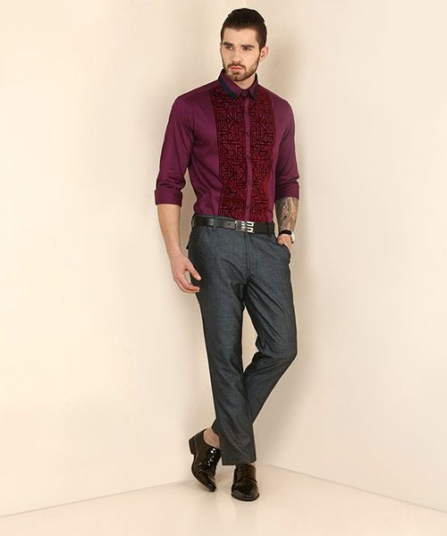 fd9ca82797e Men s Style. Fashion Men. Menswear. Yepme Axwell Printed Wine Party Shirt   printed  wine Wine Online