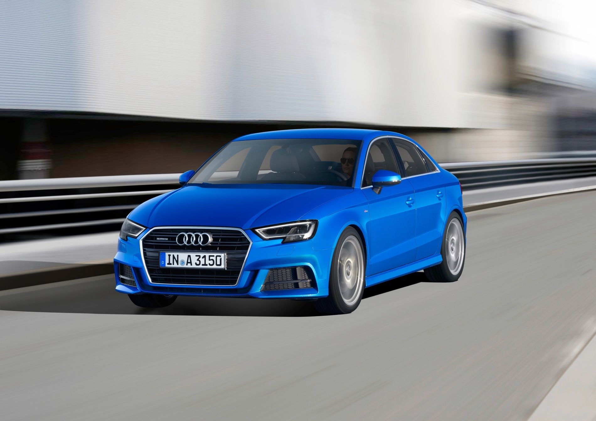 2017 Audi A3 ditches 1.8T for new 2.0T Audi a3 sportback