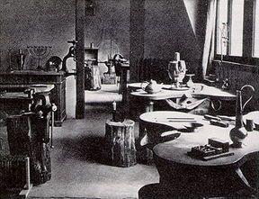 Bauhaus Metal Workshop Weimar
