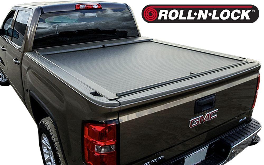 Roll N Lock Tonneau Toyota Truck Accessories Gmc Trucks Truck Bed Covers