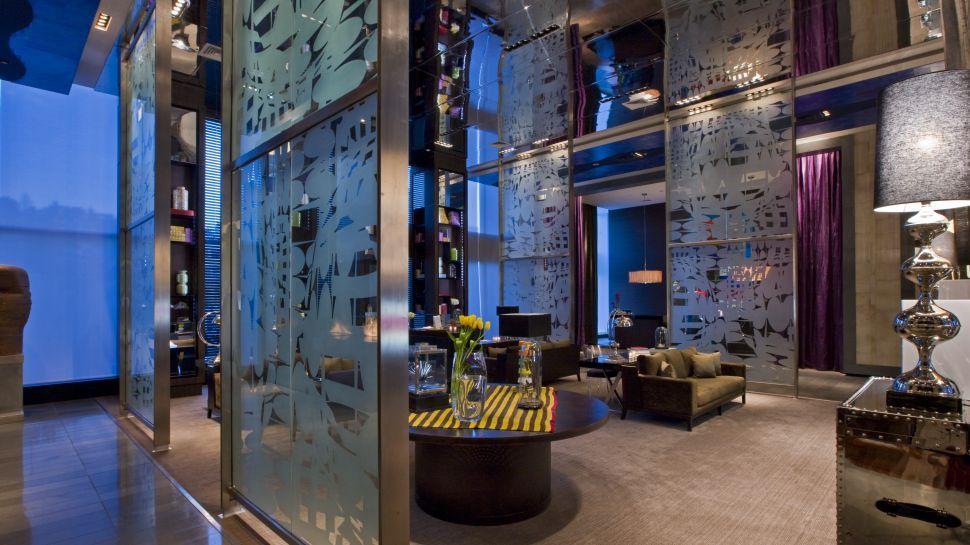 W Hotel Santiago Chile Para Quem Gosta De Modernidade Musica E Trendy