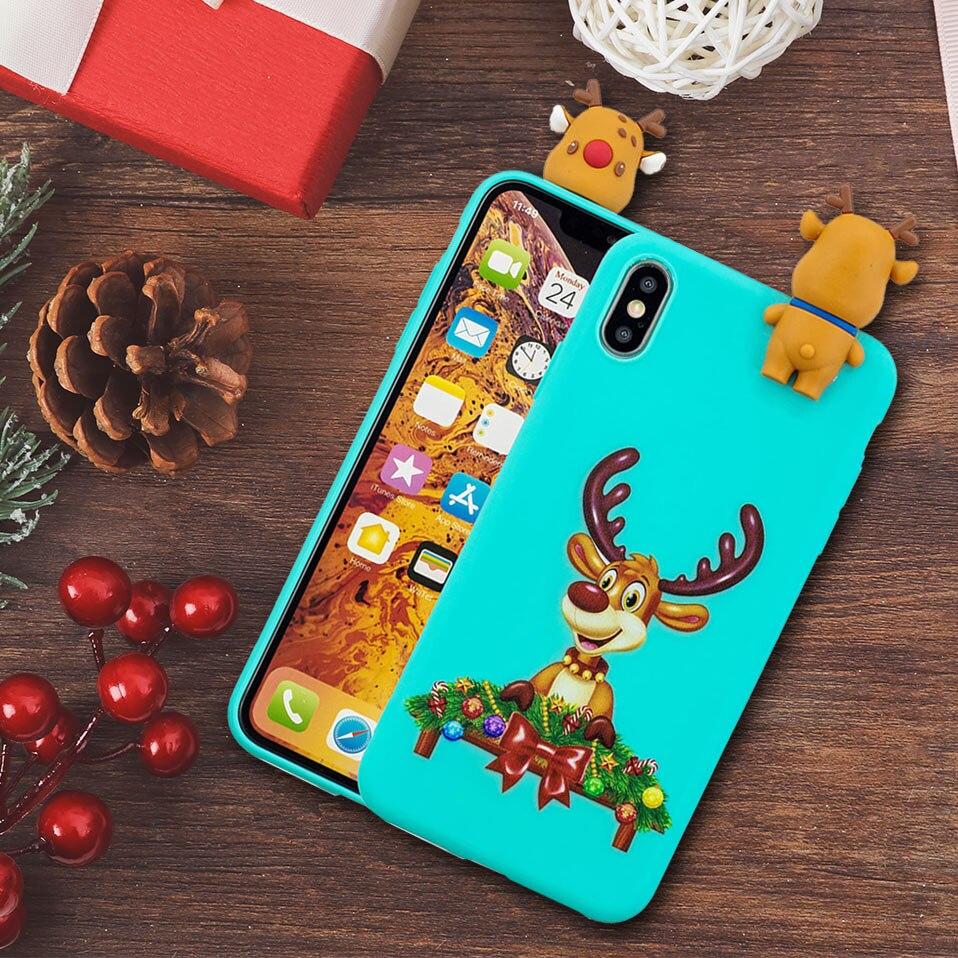 coque iphone 8 christmas tree
