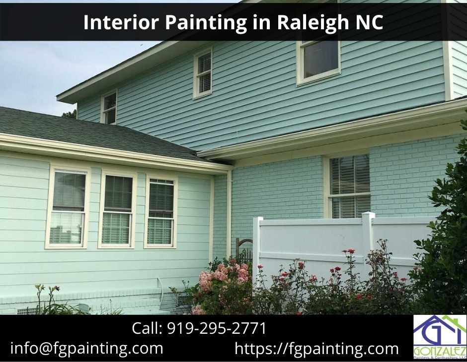 Interior Painting In Raleigh Nc In 2020 House Paint Exterior Painting Contractors Interior Paint