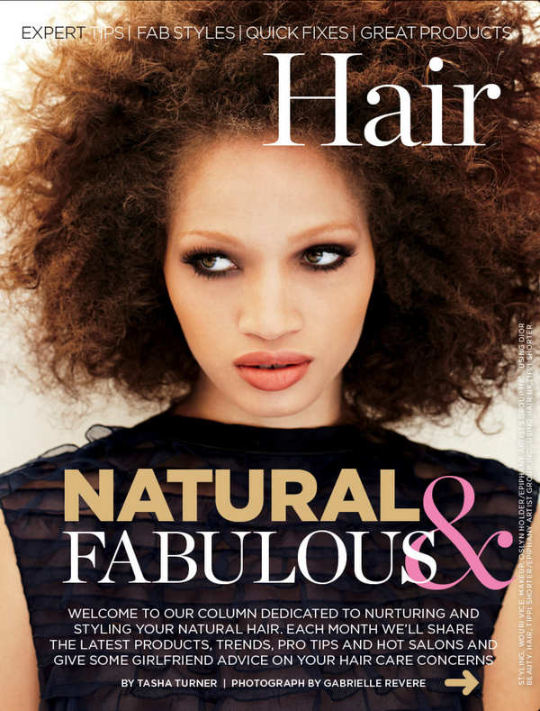 Rock Your Hair Natural Like The 10 Black Cover Beauty