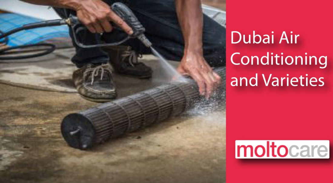 Dubai Air Conditioning And Varieties Air Conditioning System