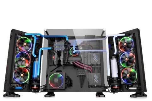 Thermaltake Launches The New Core P7 Tempered Glass Edition E Atx