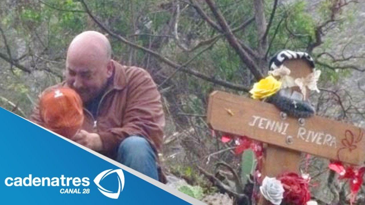 Juan Rivera aclara que no se sabe nada de lo que ocasionó el accidente de Jenni Rivera