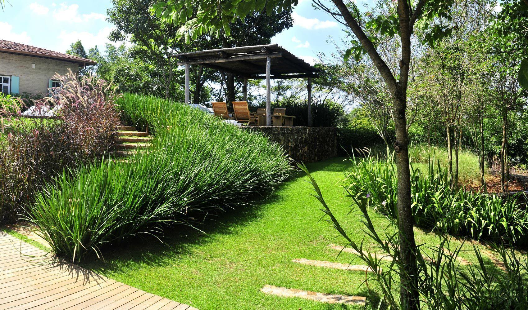 Diseño de exteriores: jardines modernos y tropicales | Jardín ...