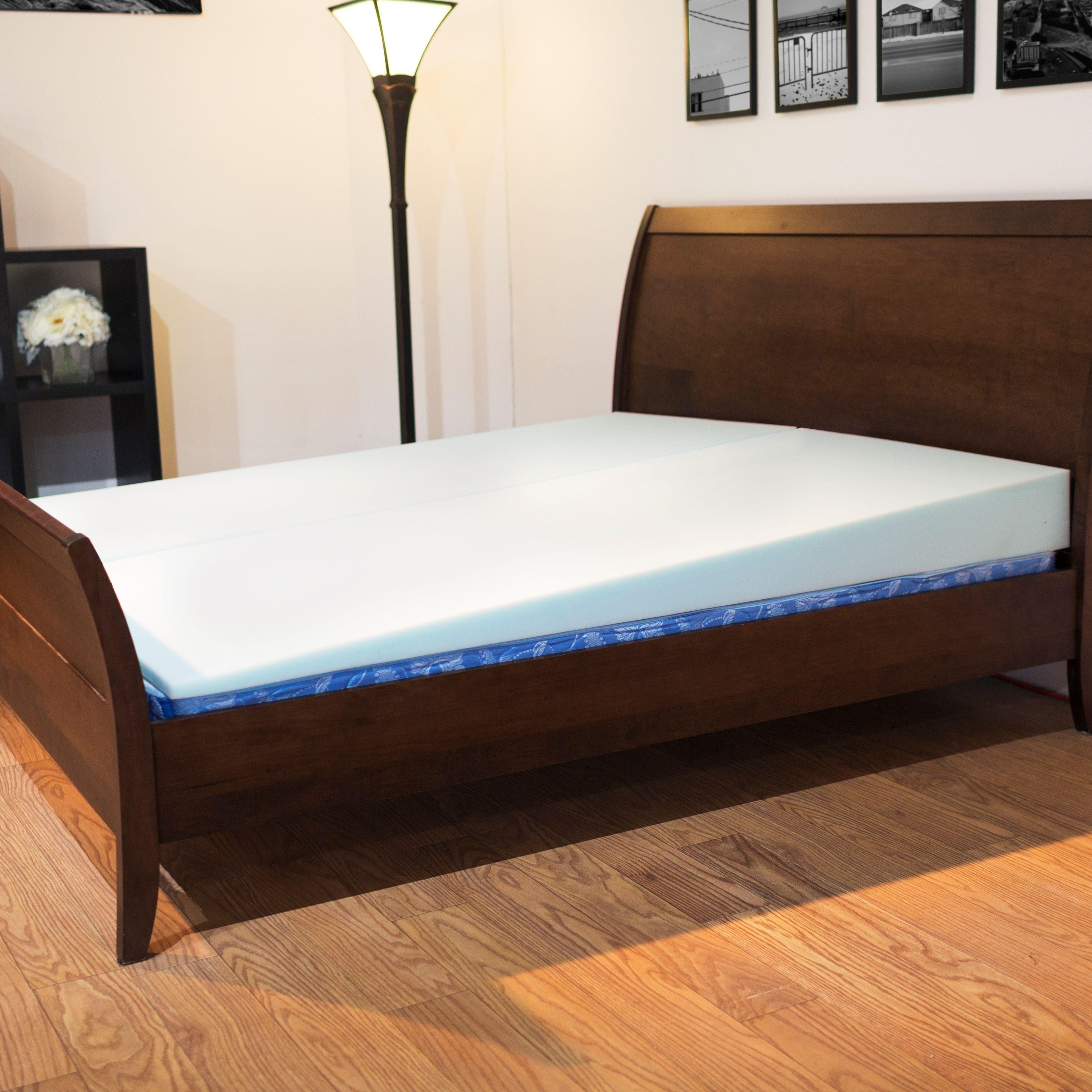 Avana Mattress Elevator Under Bed 7 Inch Incline Foam Support