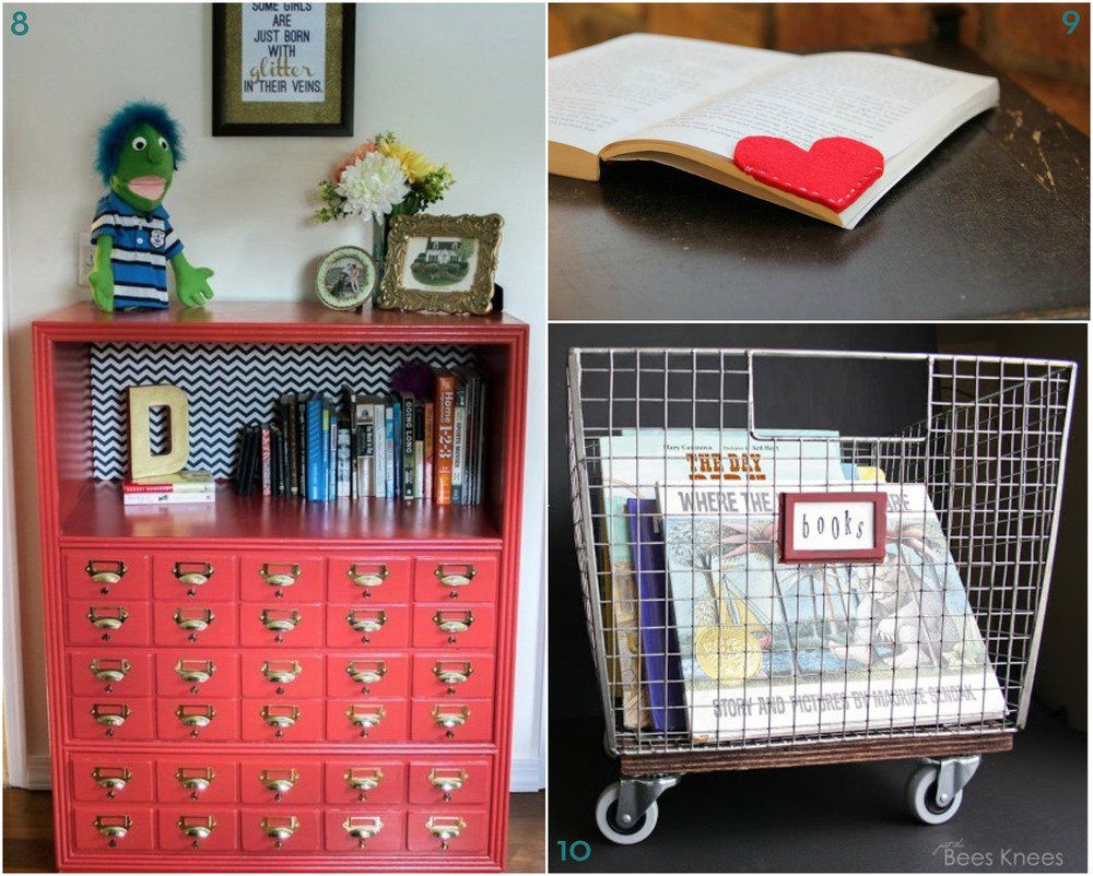 Roundup 10 diy projects that will make you want to read more diys roundup 10 diy projects that will make you want to read more solutioingenieria Gallery