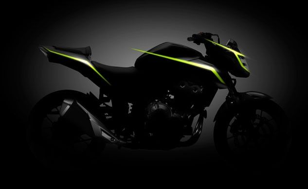 2016 Honda CB500F to Debut at EICMA