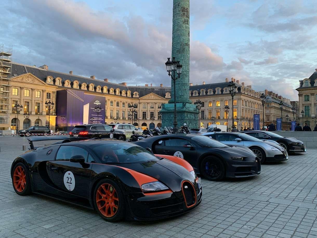 Le coût d'entretien hallucinant d'une Bugatti Veyron #bugattiveyron