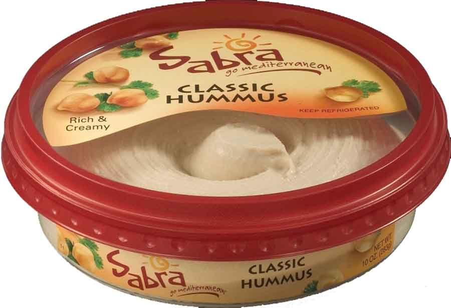 Sabra Recalls Huge Amounts Of Hummus And Hummus-Related Products - http://
