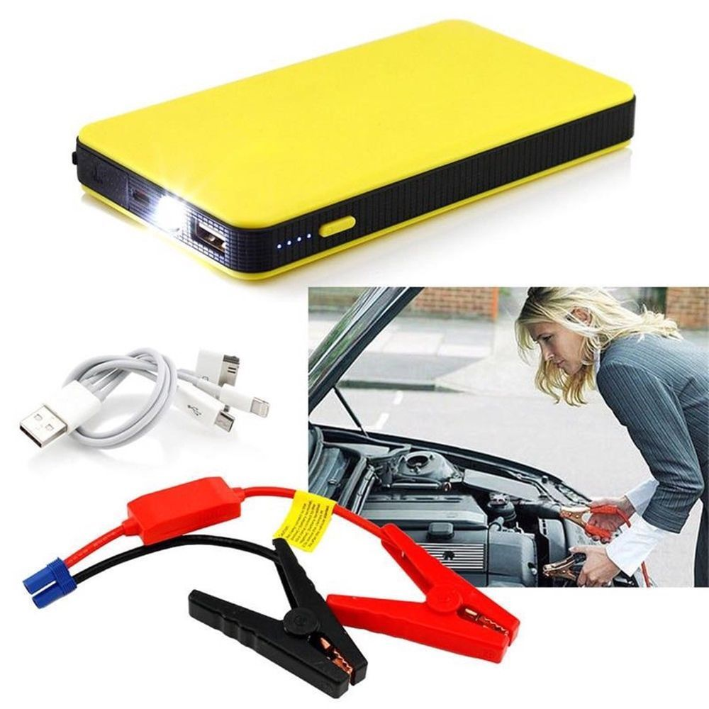 Diy Power Bank Ac Mini Car Jump Starter Engine Battery Charger Power Bank Unbranded