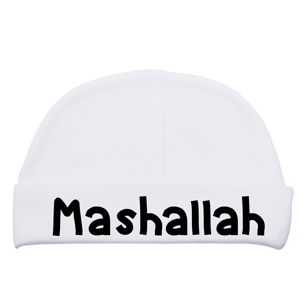 Mashallah God Has Willed It English Infant Baby 100% Cotton Knit ...