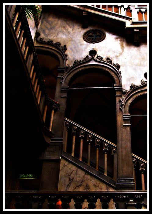 Staircase Arch Stairs To Climb Porta Janela Portas Janelas