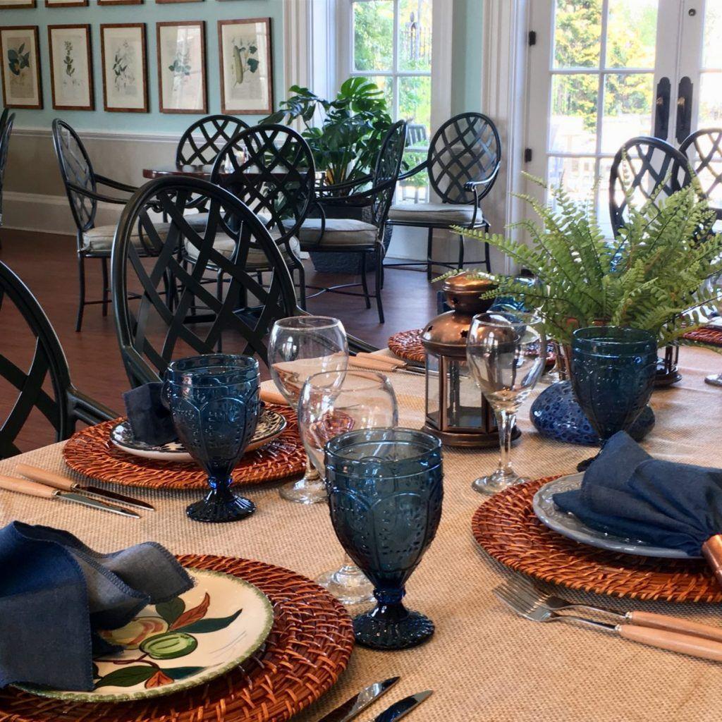 Celebrate the Bay Wine Dinner at Lewis Ginter Botanical