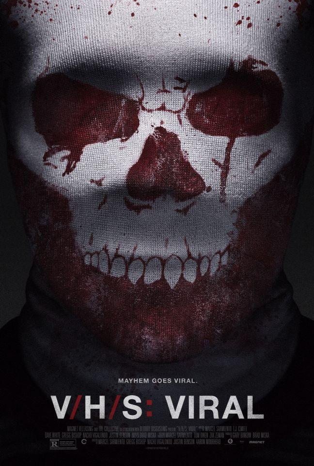 The Final Tapes. - V/H/S VIRAL Red Band Trailer and Poster Art http://leglesscorpse.us/?p=3578 #horror #horrornews #vhsviral