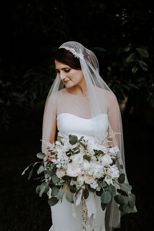 Glamorous english garden inspired wedding patricia u david