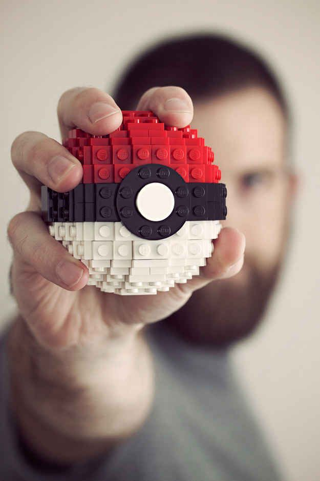 21 Whimsical LEGO Creations By Chris McVeigh | Lego brick, Lego ...