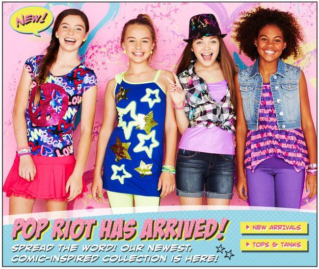 c4b18d695819 Girls Clothes