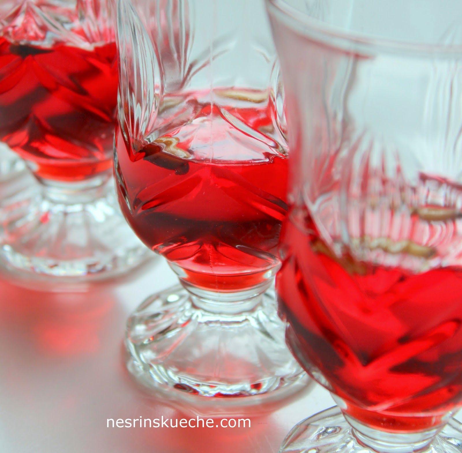 Lohusa Şerbeti / Wochenbett-Sirup-Getränke #recipe #spezialitaet ...