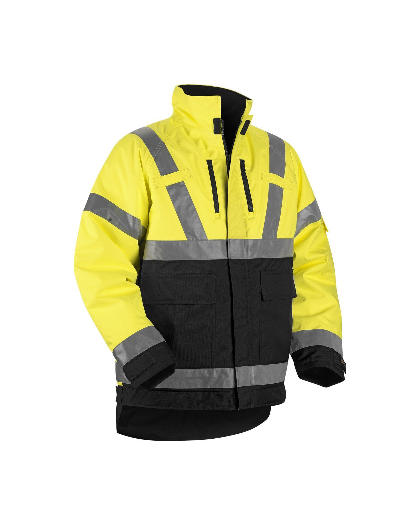 9fa30db7b14 Safety Jacket Blaklader Hi-Vis Winter Jacket 4927