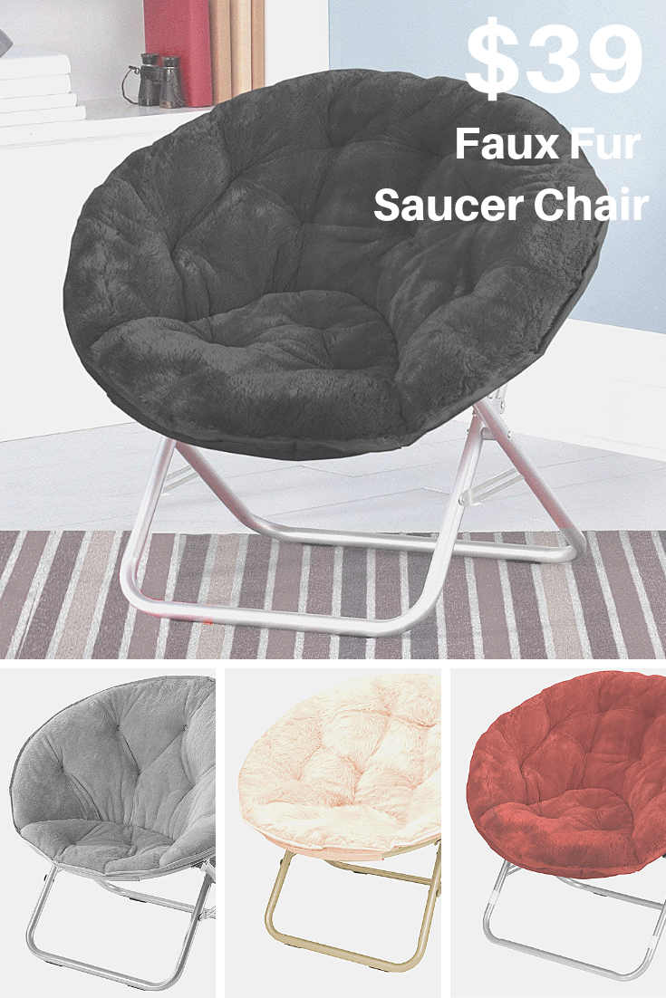 Strange Faux Fur Saucer Chair Faux Fur Chair Living Room Faux Fur Gmtry Best Dining Table And Chair Ideas Images Gmtryco