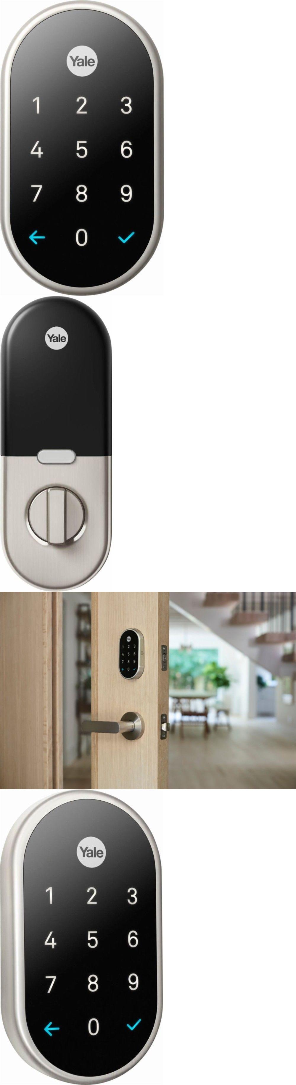 Door Locks and Lock Mechanisms 180966: Nest X Yale - Smart