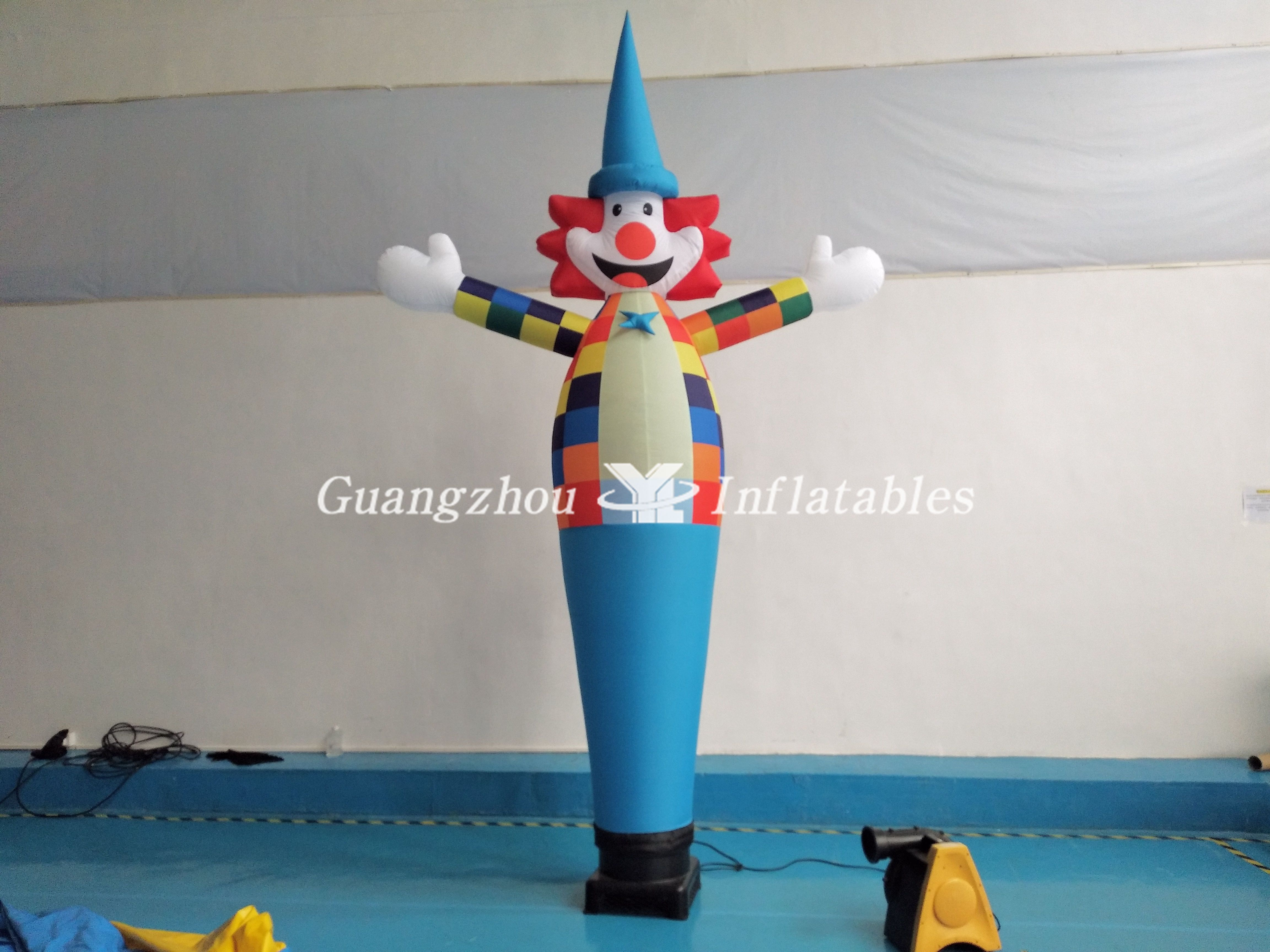 Inflatable advertising Air Dancer for Sale, Clown Dancer