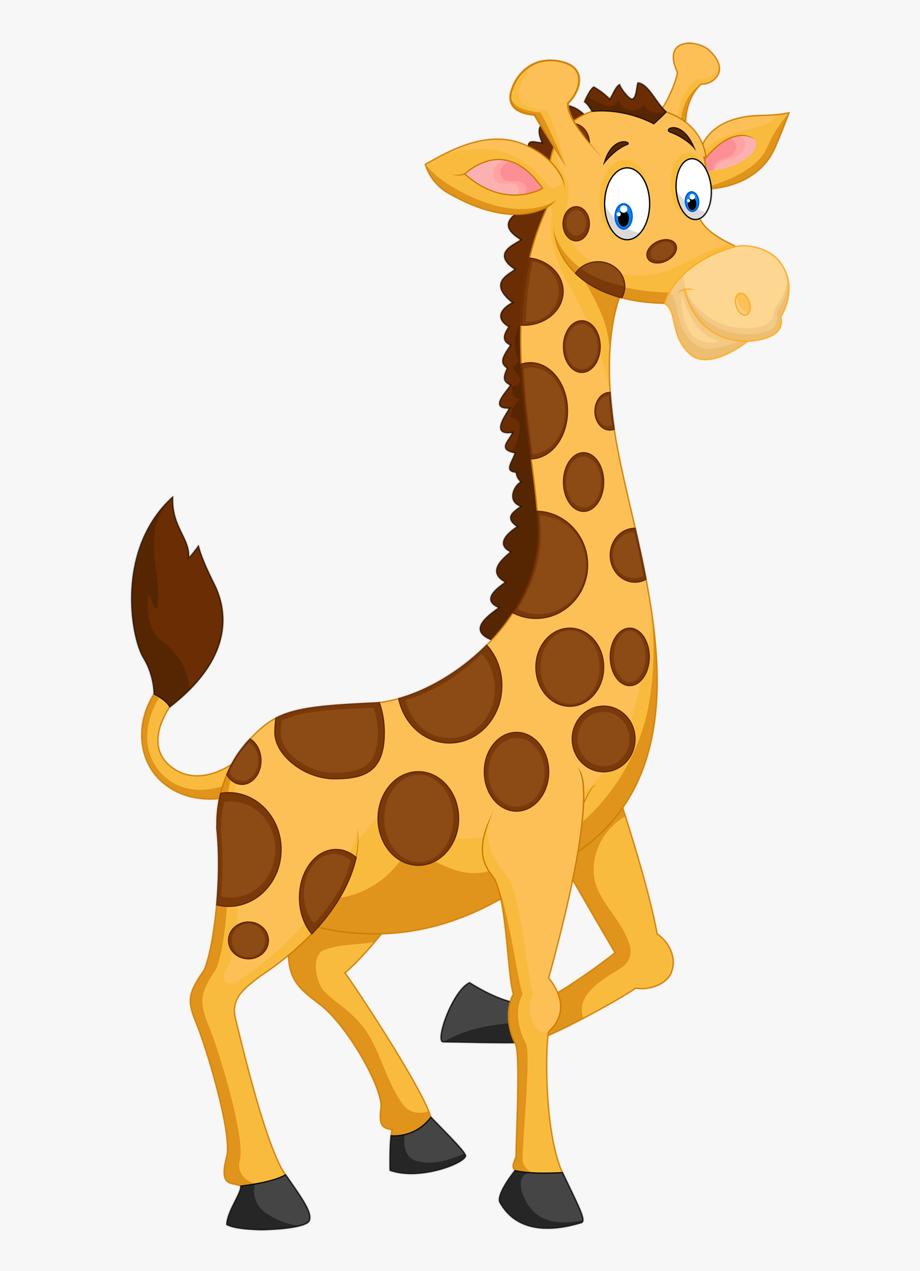 Banner Black And White Jungle Animals Clipart Giraffe Clipart Free Unlimited Download On Clipartwiki To Search And Zhiraf Risunok Zhirafa Besplatnaya Grafika