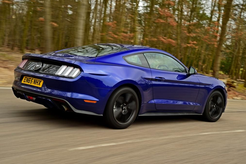 Ford Mustang 2 3 Ecoboost 2016 Review Ford Mustang Mustang
