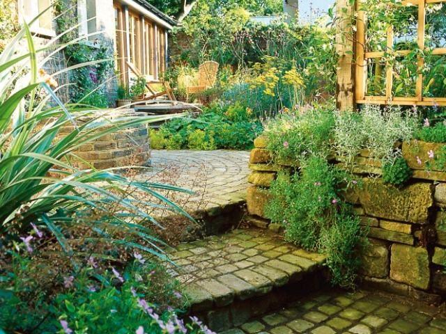 Gartentreppen Pflastersteine Abgerundet Verlegen Ideen Und Tipps
