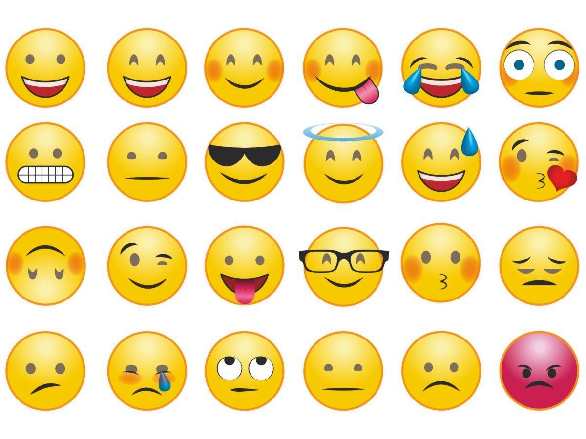Smileys zeichen sms 999+✅ Text