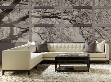 Swell Luxe Sofa From American Leather Comes In Over 500 Fabrics Gmtry Best Dining Table And Chair Ideas Images Gmtryco
