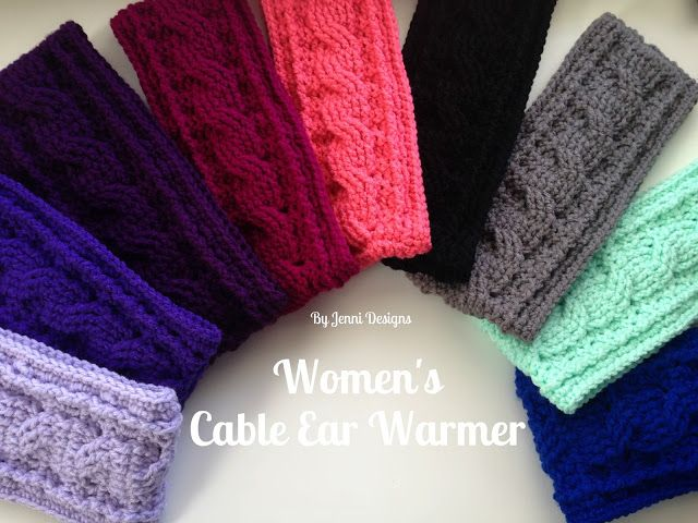 FREE Crochet Headband Patterns   Turbante, Gorros y Ganchillo