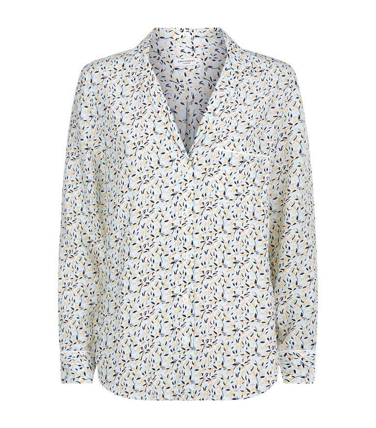 086cb3b8fcbb3d EQUIPMENT Floral Print Keira Silk Shirt.  equipment  cloth ...