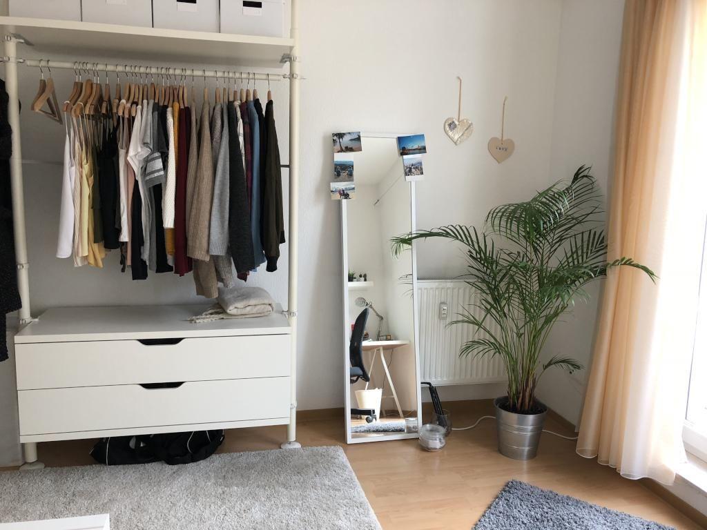 Kleidung Aufbewahren ein tolles schranksystem sorgt für organisation im wg zimmer so
