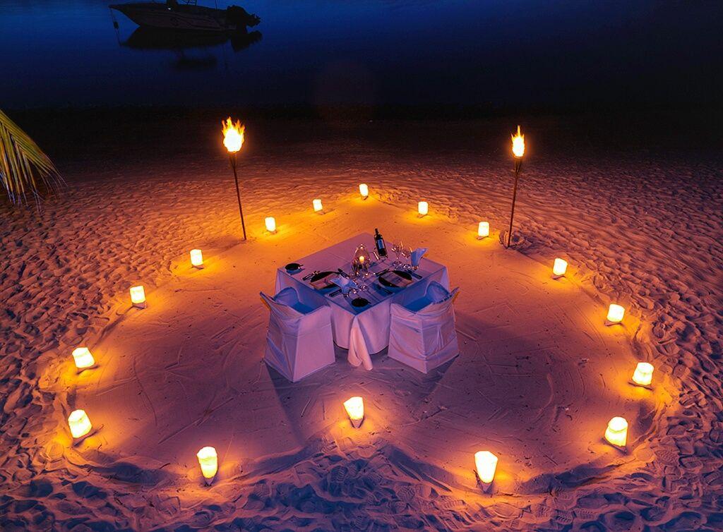 Romantic Dinner Tab In 2019 Romantic Dinner Setting