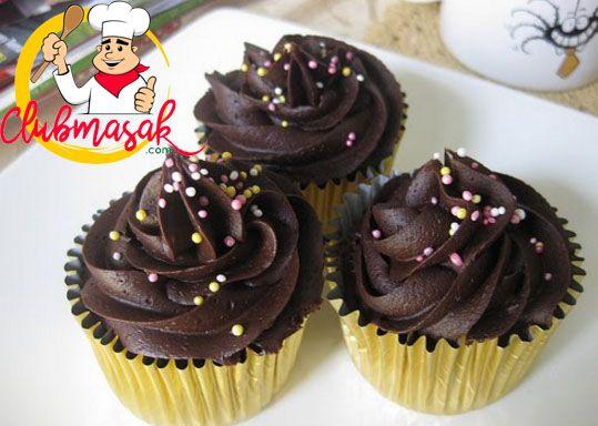 Resep Cupcake Cokelat Resep Cup Cake Kukus Club Masak Resep Resep Kue Coklat Kue